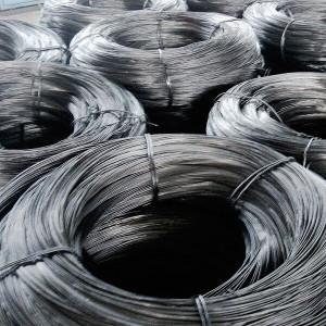 Проволока стальная рессорно-пружинная